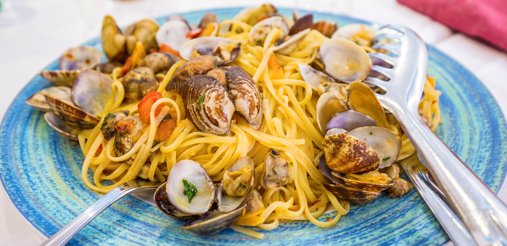 City Guide - Naples and the Amalfi Coast in 4 Days - Spaghetti alle Vongole