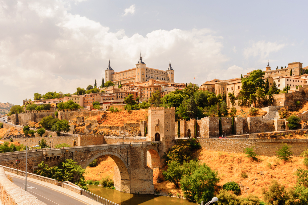 City Guide - What to See and Do in Madrid for 4 Days - Alacazar in Toledo