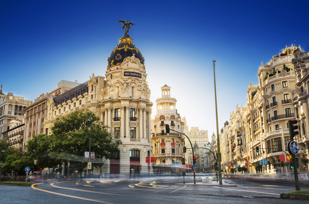 City Guide - What to See and Do in Madrid for 4 Days - Gran Via