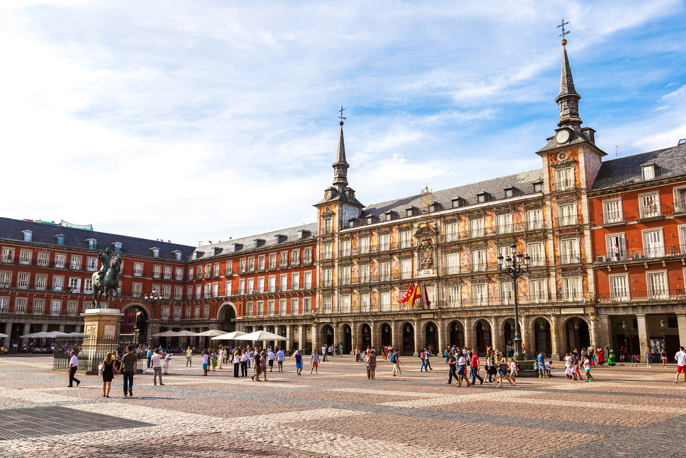 City Guide - What to See and Do in Madrid for 4 Days - Plaza Mayor