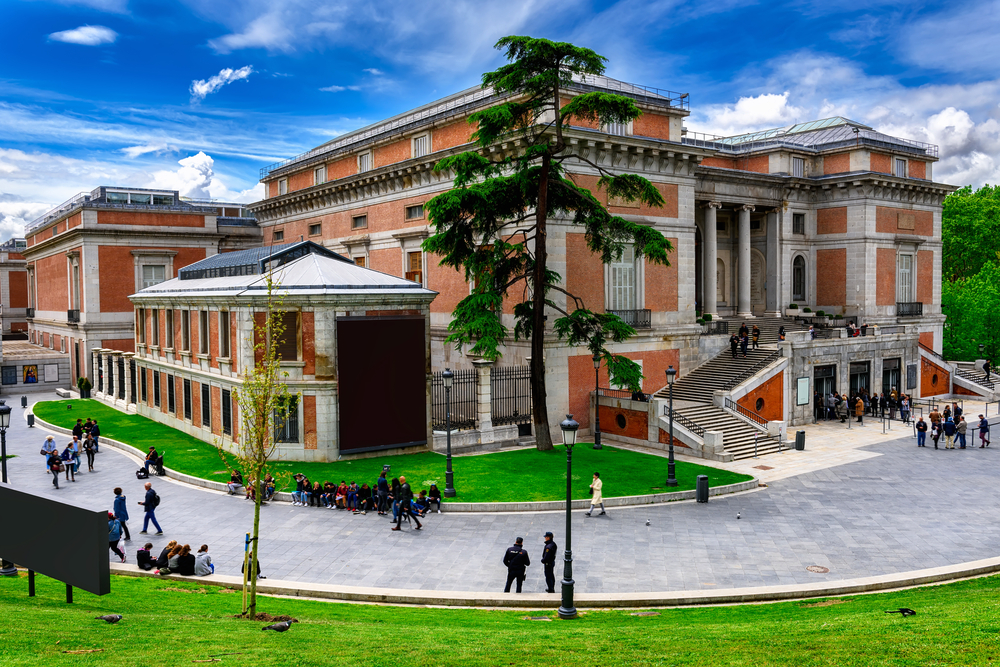 City Guide - What to See and Do in Madrid for 4 Days - Prado Museum