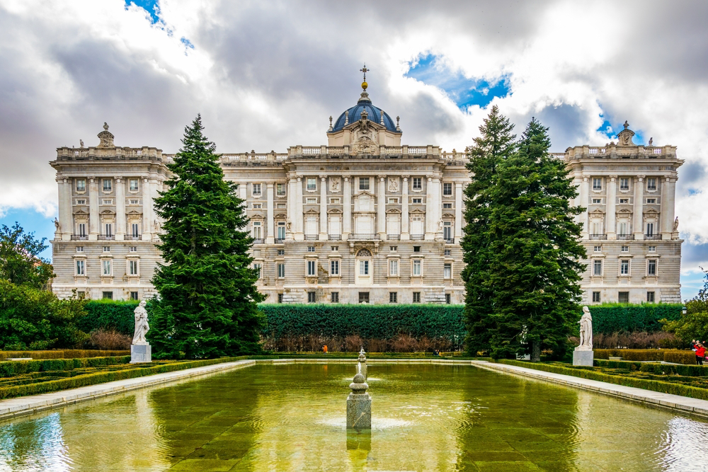 City Guide - What to See and Do in Madrid for 4 Days - Royal Palace
