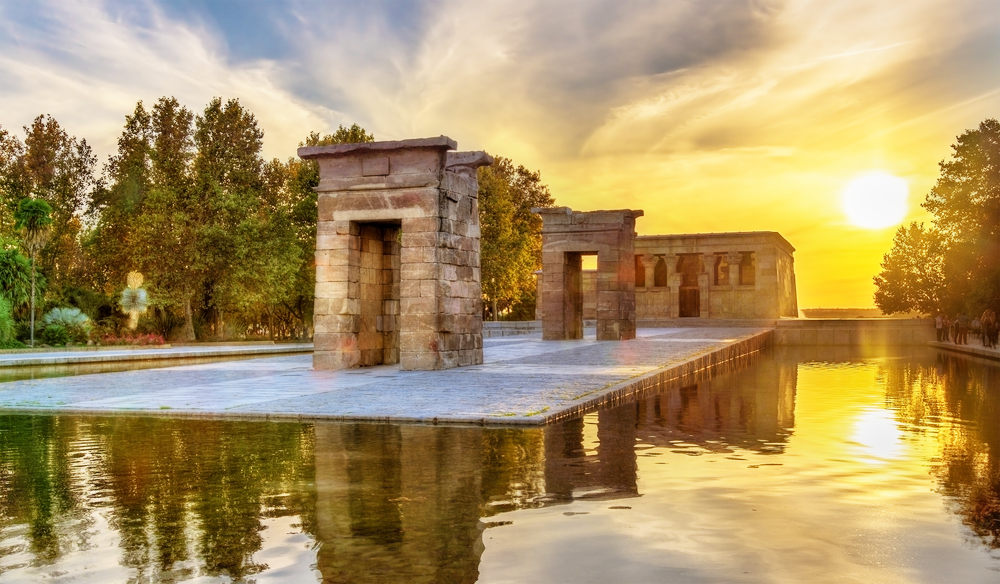 City Guide - What to See and Do in Madrid for 4 Days - Temple of Debod