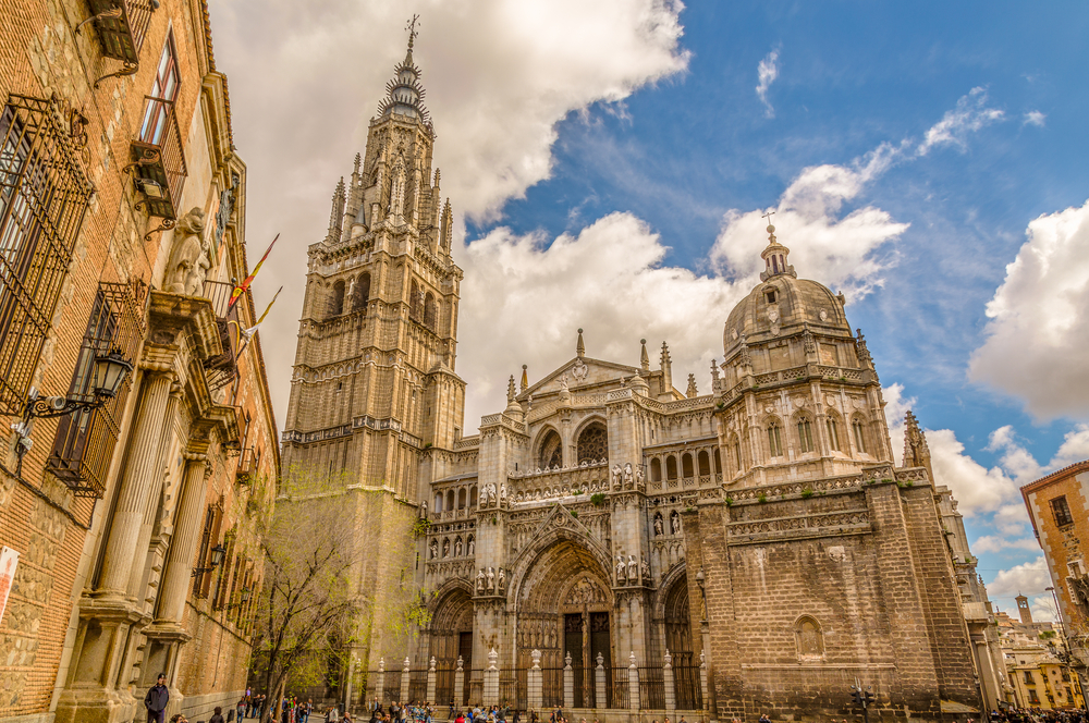 City Guide - What to See and Do in Madrid for 4 Days - Toledo St. Mary Cathedral